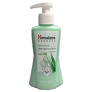 himalaya aloe vera face wash