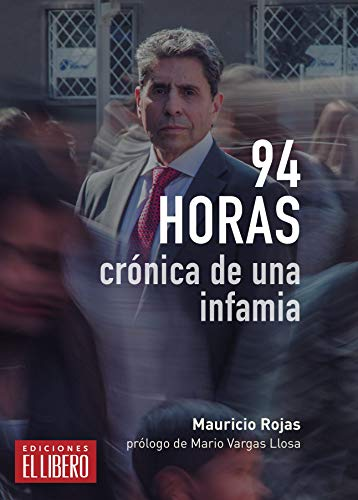 94 horas, crónica de una infamia (9789569981067)