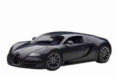 AUTOart - 70938 - Véhicule Miniature - Modèle À L'échelle - Bugatti Veyron Super Sport - 2010 - Echelle 1/18