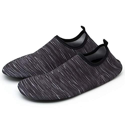 Prima05Sally Scarpe da Yoga specifiche per Il Tapis roulant della Pelle Scarpe da Corsa a Piedi Nudi magre Leggere Scarpe da Tapis roulant Che guizzano Scarpe morbide a Piedi Nudi