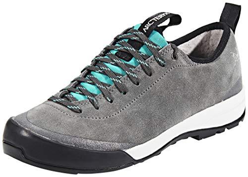 Arc'teryx Acrux SL Leather - Chaussures - vert/noir Pointures 38 2/3 2017