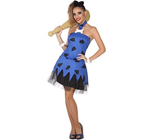 ATOSA 53880 Höhlenmensch Kostüm für die Dame Costume -