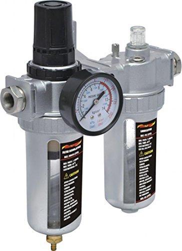 Luftfilter/Regler/Öl Kabel Öler für Luft Kompressor 1.3cm+0.6cm Zubehör Luft Kompressor Filter Regler