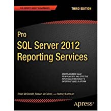 [ PRO SQL SERVER 2012 REPORTING SERVICES ] By Landrum, Rodney ( AUTHOR ) Aug-2012[ Paperback ]