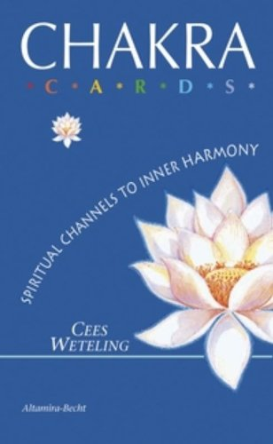 Chakra Cards: Spiritual Channels to Inner Harmony