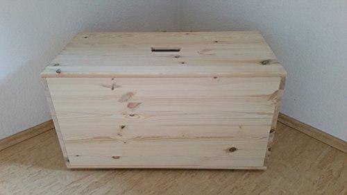 Schwarzwald-Holzstube Holztruhe Holzkiste Truhe Sitztruhe Wäschetruhe Truhe Kiste