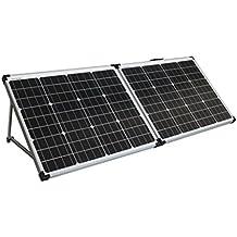 enjoysolar® Solar maletín 60 W, 100 W, 150 W solar plegable Module Fácil