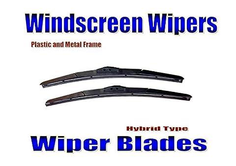 Hyundai Tucson Windscreen Wipers Wiper Blades 2015-2017