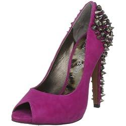Sam Edelman Lorissa 39796650, Damen Pumps, Pink (Pink Paparazzi Suede), EU 38 (US 7)