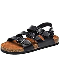 f510f6f184 Amazon.it: scarpe colorati - Nero / Sandali / Scarpe da donna ...