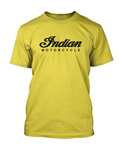 Glare UK Herren T-Shirt, Slogan 56 Gelb