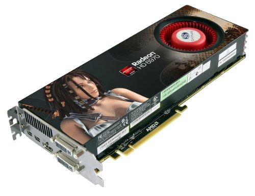 Sapphire ATI Radeon HD6970 Grafikkarte (PCI-e, 2GB GDDR5 Speicher, DVI, HDMI, 1 GPU)