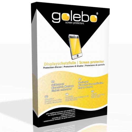 Golebo Displayschutzfolie für Samsung SGH-F488 TouchWiz Schutzfolie Folie