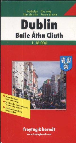 Carte routière : Dublin