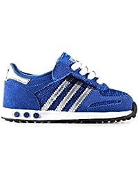 Junior Adidas zapatillas de deporte baja S80167 LA Trainer CF I