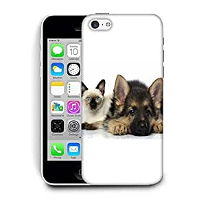 Snoogg Posing For The Pic Printed Protective Phone Back Case Cover For Apple Iphone 6+ / 6 Plus