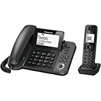Panasonic KXTGF310 Telefono Cordless DECT,