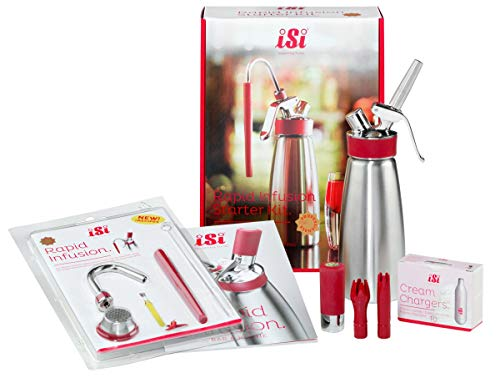 Rapid Infusion Starter Kit iSi 1618 Rapid Infusion Isi Dessert Whip