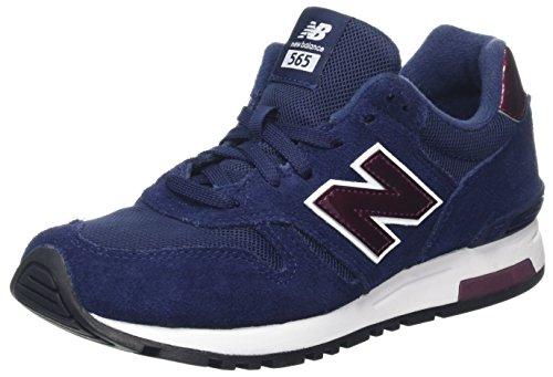 New Balance Wl565v1 Sneaker Donna Blu Navy 41 EU W5m