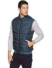 Arrow New York Men's Regular Fit Casual Jacket