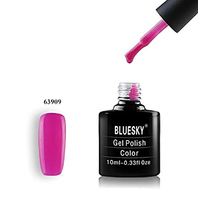 Blue Sky 63909 Cadre photos Printemps Edition Vernis à ongles gel UV/LED Soak Off, Lollipop