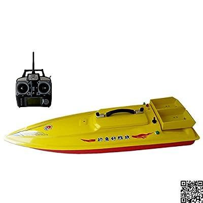HYZ-105 105*37*28cm Remote Control R/C 500 meters high speed carp fishing Bait Boat capacity:3kg by HYZ