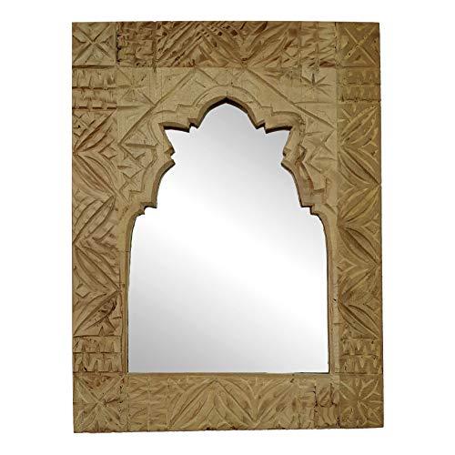Espejo Marco Mosaico Marruecos étnico Oriental Hecho a Mano 2103190843