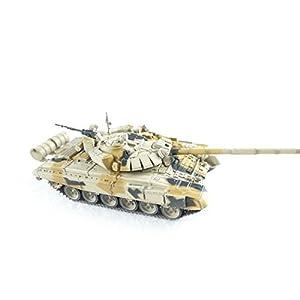 Modelcollect as72061montado Model Russian T de 72bm Main Battle Tank Desert Camuflaje, 2010S