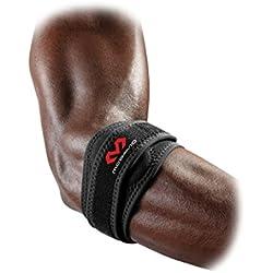 McDavid Tennisarmbandage 489, black, L