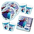 Frozen Ice Skating Party Decoración Set por DECORATA