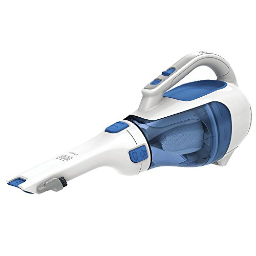 Black & Decker HHVI320JR02 Dustbuster Cordless Lithium Hand Vacuum, Magic Blue by BLACK+DECKER  available at amazon for Rs.8523