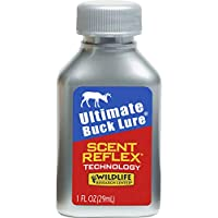 Wildlife Research 40309Ultimate Buck Lure 1-ounce botella