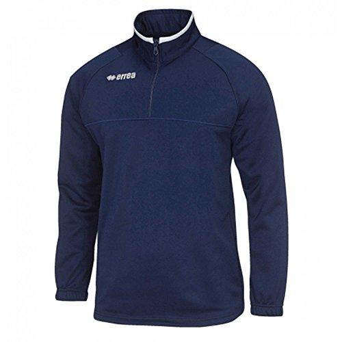 Sweat 1/2 Zip ERREA MANSEL Bleu Marine marine
