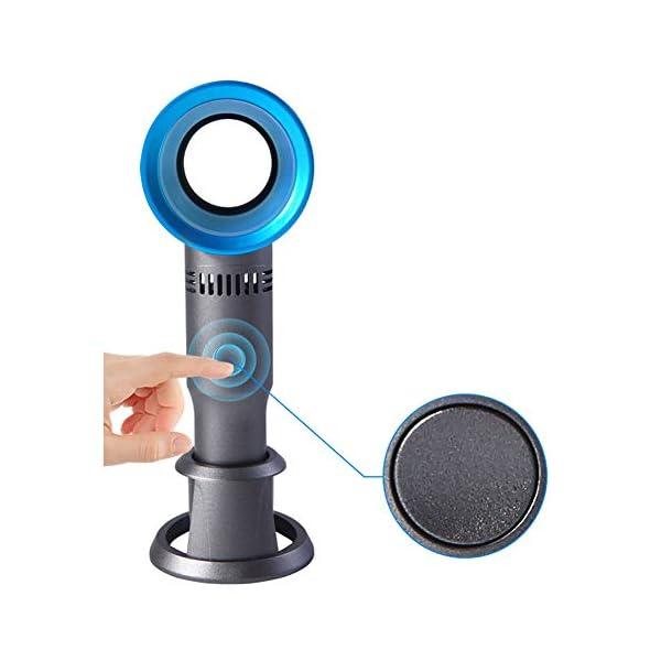 Ventilador sin aspas,Mini ventilador USB de mano Ventilador