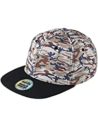 MB Pro Fashion Snapback Flat Peak Cap Hat in 4 Colours
