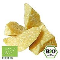100% Sortenreine Bio Kakaobutter (200g / 450g / 1kg) - Aus der Dominikanischen Republik - Vegan & Fairtrade