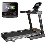 Laufband MAXXUS RunMaxx 7.4 - Vielseitig Einsetzbare, Klappbare Treadmill – 20Km/h, 3 PS DC-Motor - Große Lauffläche Für Sicheres Trainingsgefühl - 10.1' High-Res. TFT-Display - Ideal Für Zuhause