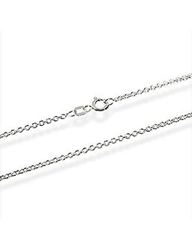 NKlaus Ankerkette 925 Sterling Silber Kette Rund MASSIV Collier 2,00mm breit