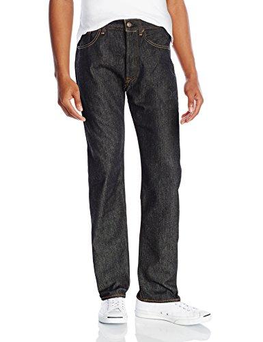 Levi's Herren 511 Slim Fit Jeans Schwarz (Black 0165)