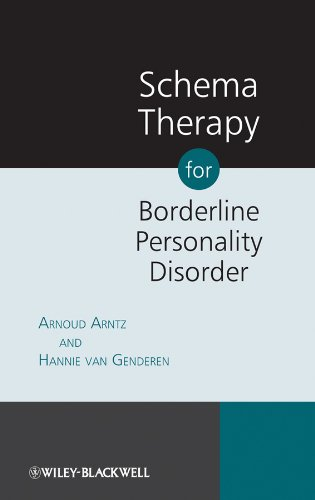 Schema Therapy for Borderline por Arntz