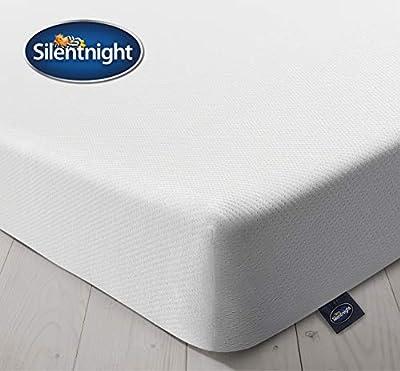 Silentnight Comfort Foam Rolled Mattress | Made in the UK | Medium Soft | Single