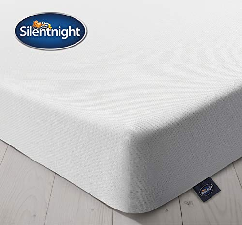 Silentnight Comfort Foam Rolled Mattress | Made in the UK | Medium Soft | Single
