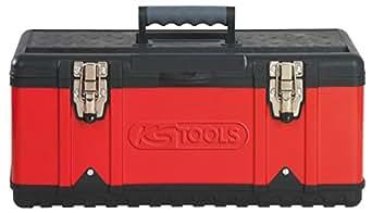 KS Tools 850.0350 Boîte à Outils bi-matière 47 x 23,8 x 20,3 cm