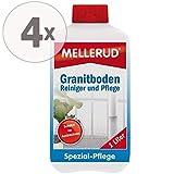 Gardopia Mellerud Granitboden Reiniger und Pflege Sparpakete (4 x 1 Liter)
