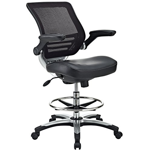 lexmod-edge-drafting-stool-leather-black