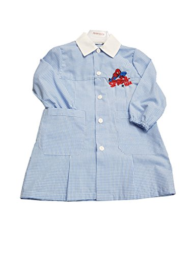 Uomo ragno spider-man grembiule scuola materna quadri cielo asilo per bambino (art. u942038) (50-3 anni)