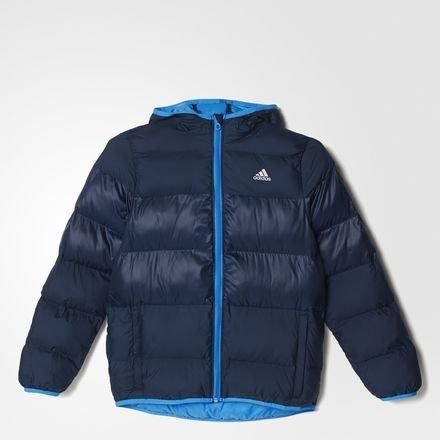 Adidas Back to school Doudoune pour garçon 13-14 ans bleu