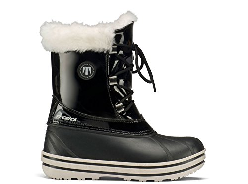 Tecnica Apres-ski-stiefel (Tecnica Flash Plus Stiefel & Stiefeletten, BLACK.., 27/28 JR)