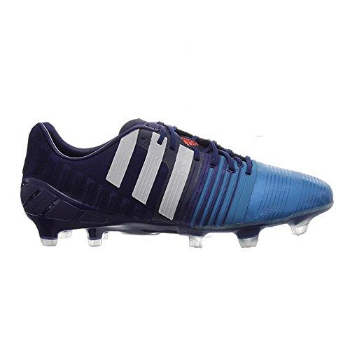 Adidas - Nitrocharge 10 FG - M19052 - Couleur: Blanc - Pointure: 42.0