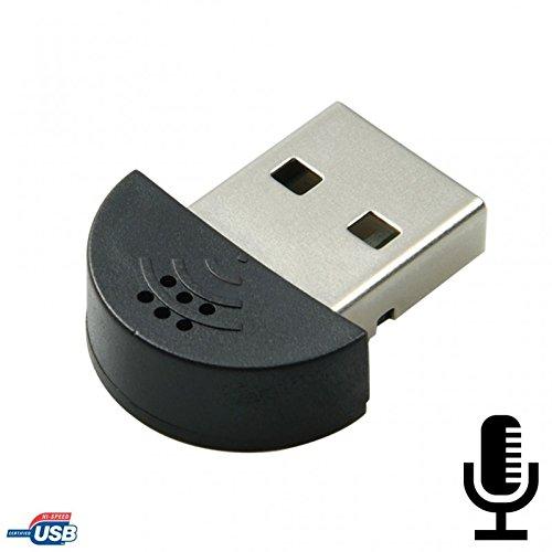 Price comparison product image Mini Microphone Compatible USB Raspberry Pi mi-305